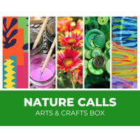 Arts & Crafts Box - Nature Calls- SOLD OUT
