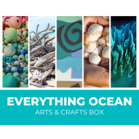 Arts & Crafts Box - Everything Ocean