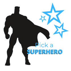 /Superhero/pick herowh